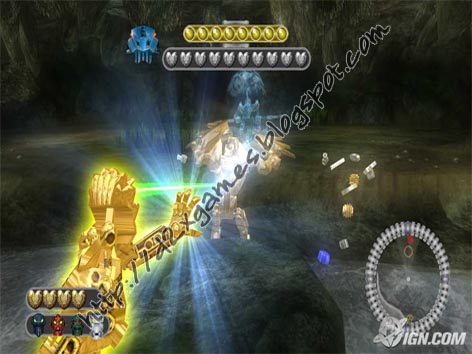 Free Download Games - Bionicle Heroes