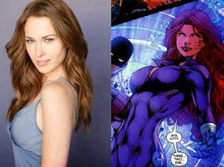 Kelly Freye will be playing Plastique on The Flash tv series