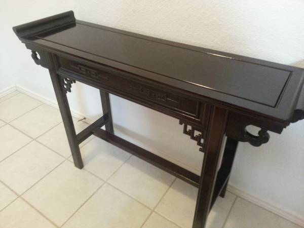 Foyer Table Craigslist : Craigslist sofa table bed home and