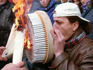fumare come un turco