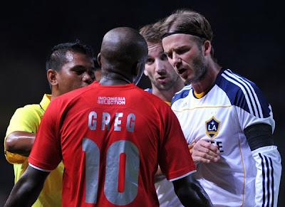 Indonesia Selection 0 - 1 LA Galaxy (1)