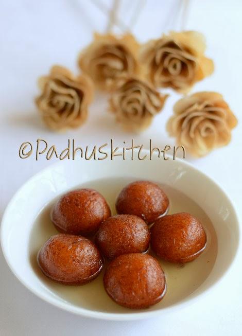 Gulab Jamun Recipe-with khoya