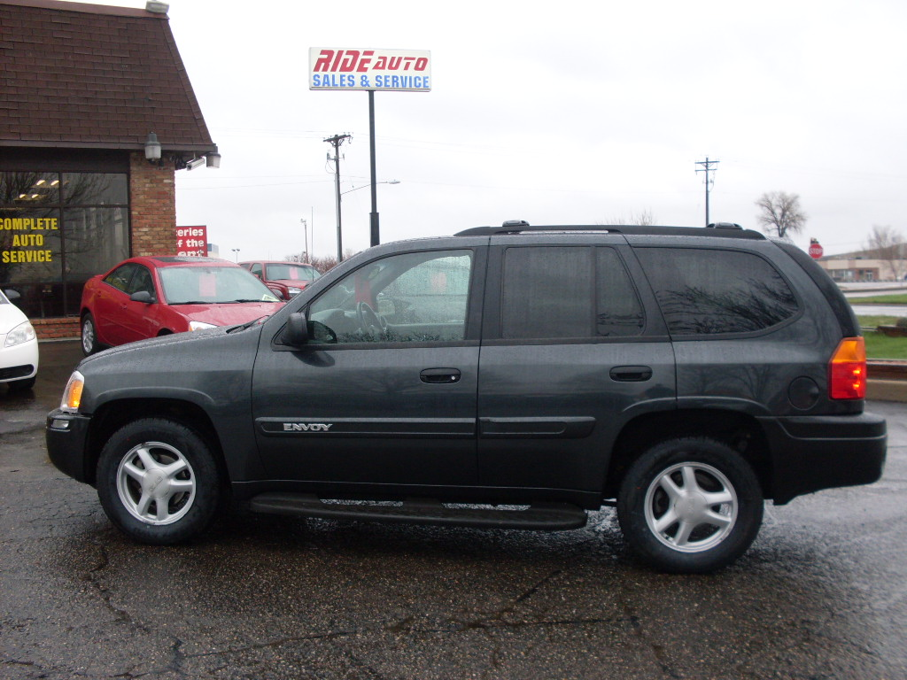 Ride Auto 2004 Gmc Envoy Charcoal Evap Canister