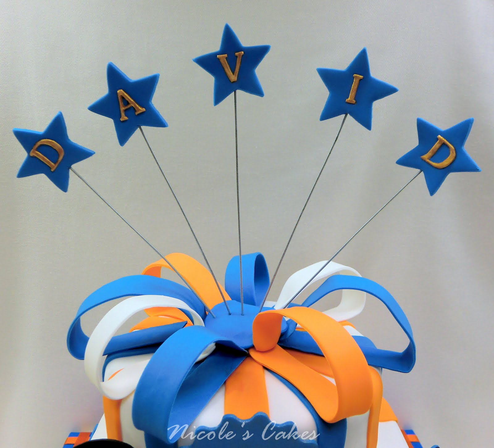 Confections, Cakes & Creations!: METS themed 50th Birthday ...