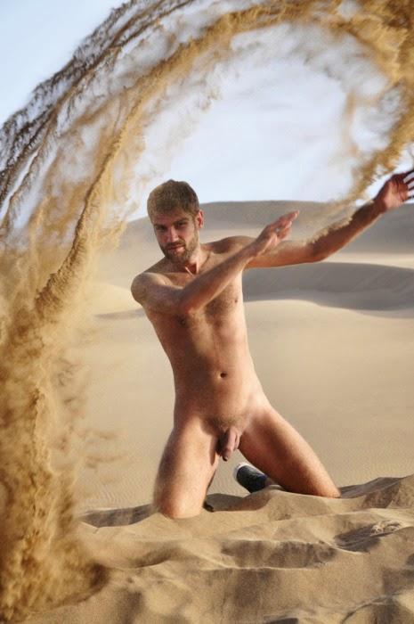 Nude beach nudists enjoying the sun 5