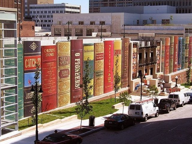 Biblioteca Municipal de Kansas City.