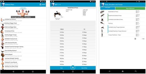 JEFIT Pro – Workout & Fitness v8.05 APK