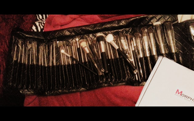 Morphe brush subscription box by barbies beauty bits