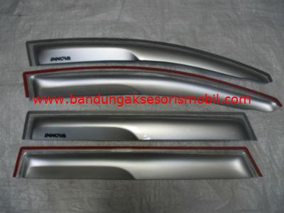Talang Air Innova Silver Mugen Depan Belakang