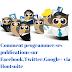 Utiliser la plateforme Hootsuite pour programmer vos publications sur Facebook,Twitter,Google+