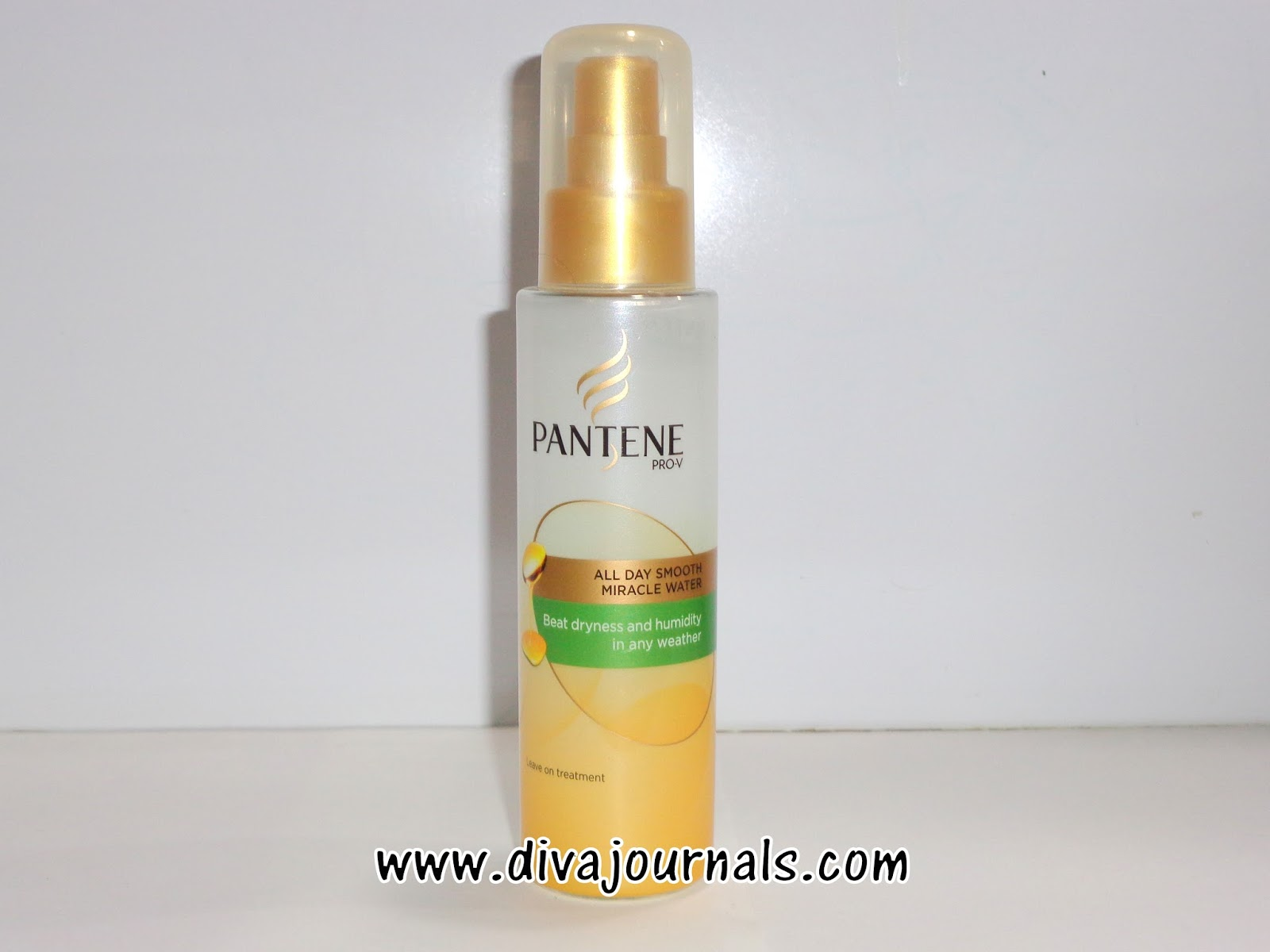 Pantene Pro-V All Day Smooth Miracle Water Review