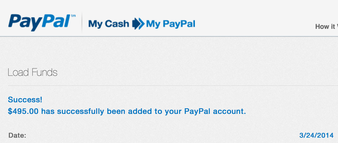 how to connect my debit card to paypal