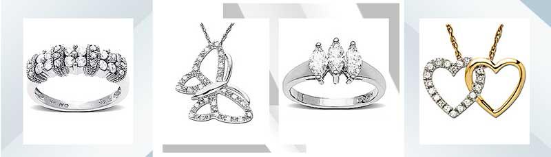 Серебряные украшения, Ювелирные изделия из Серебра