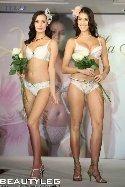 STAR HD PHOTOS: Taiwan Lingerie Bra Fashion Show