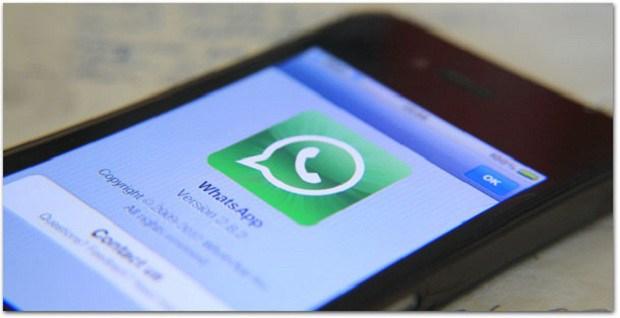 Un mensaje puede detener tu WhatsApp