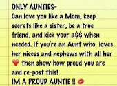 Only Aunties