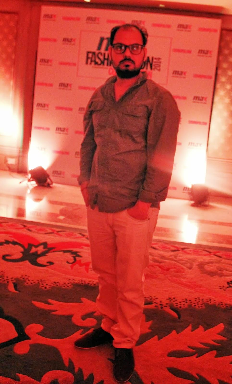 Varun Saklani -  MAX Fashion Icon 2014 In Collaboration  With Cosmopolitan Magazine Grand Finale - All Pictures, Uncut Version