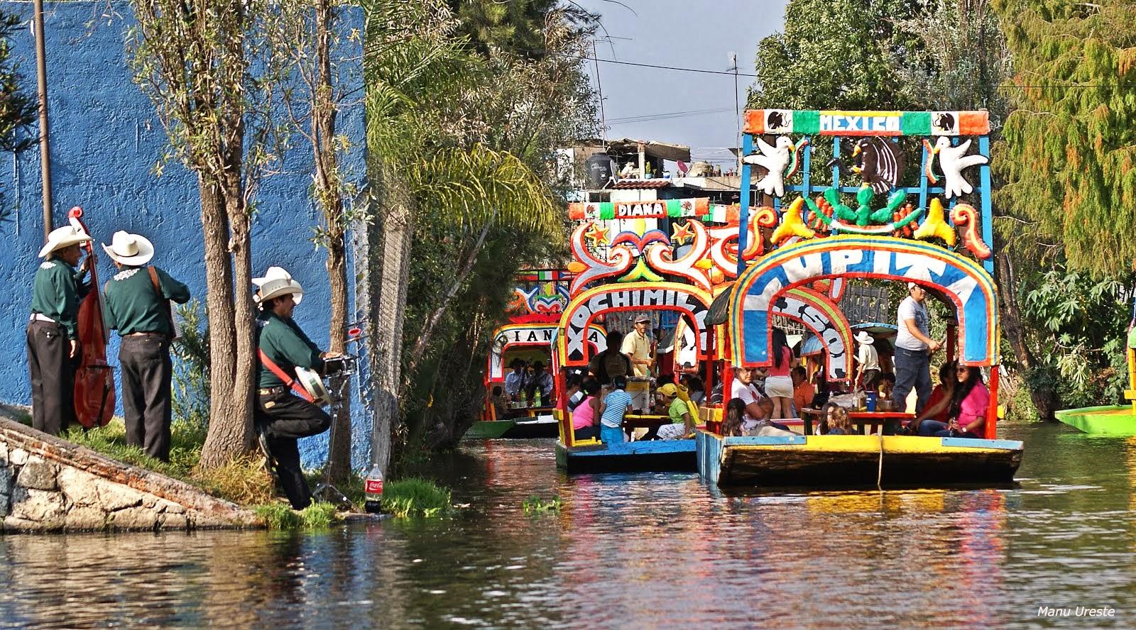 Fotografía: Retratos del DF (Xochimilco)