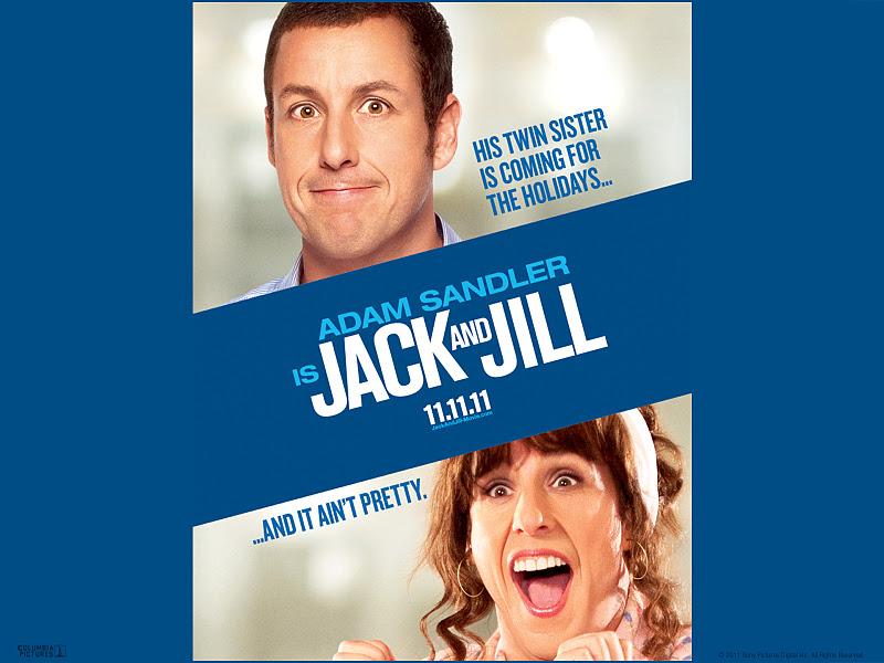All World Wallpapers Upcoming Movie Jack And Jill Wallpaper