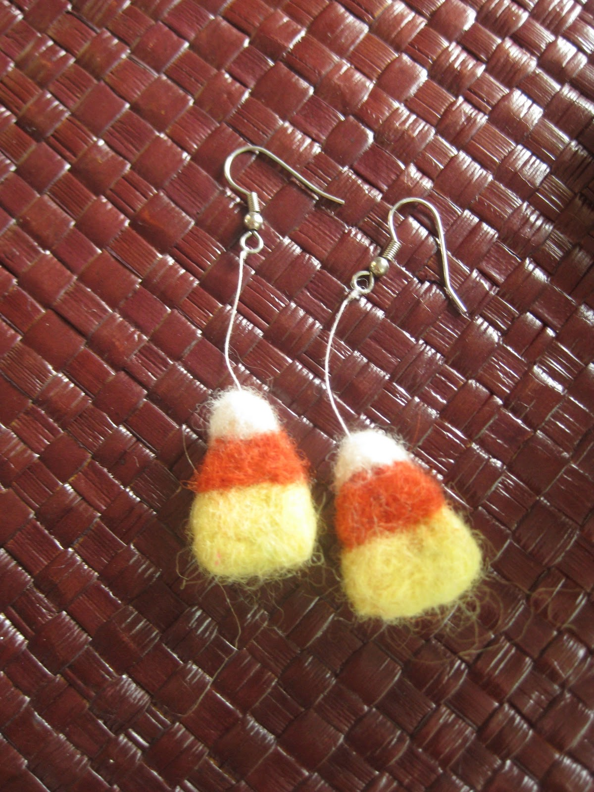 Candy Corn Earrings Make More Of These