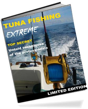 Tuna fishing secret