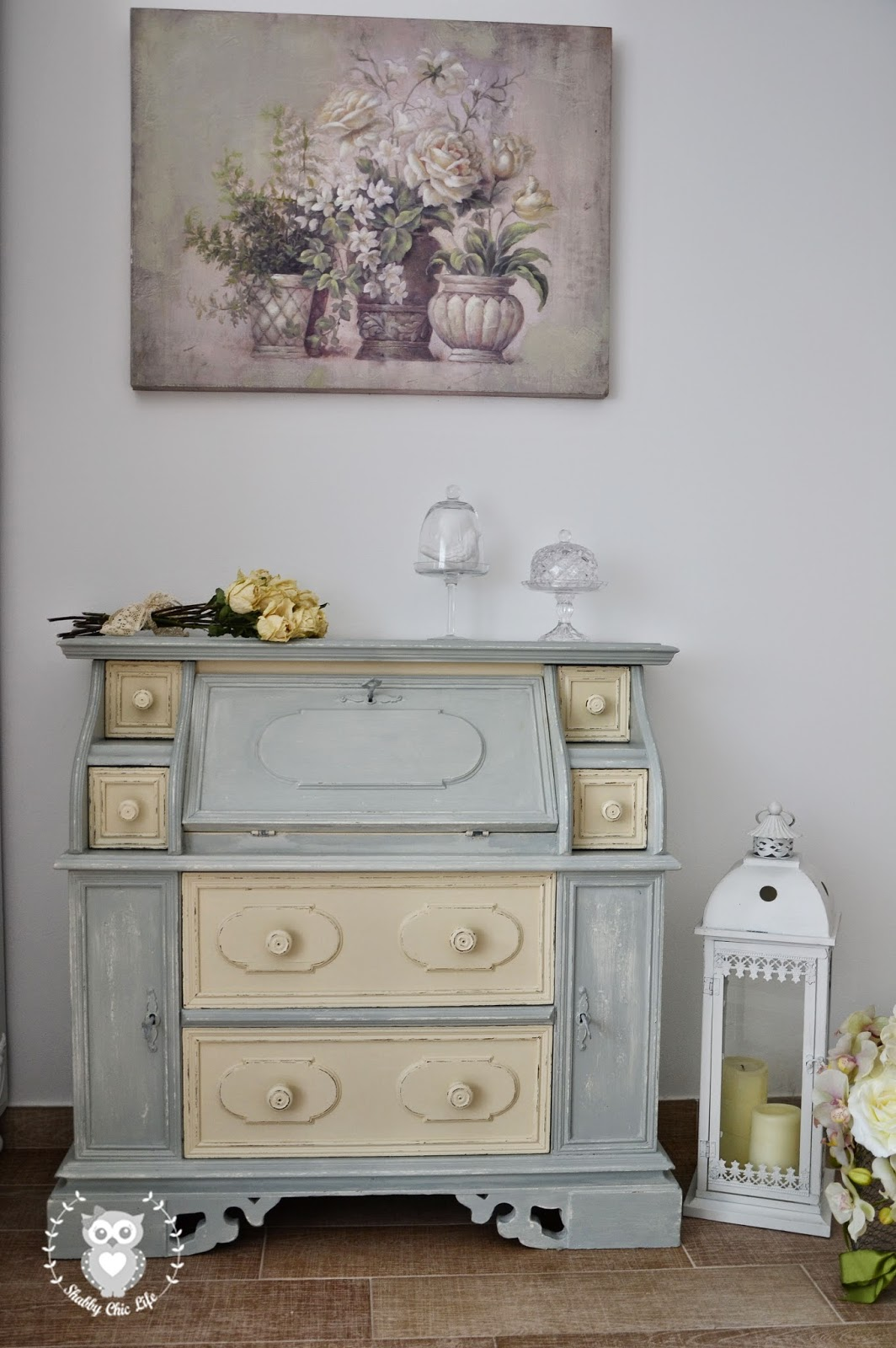 Chalk paint di www.shabbychiclife.it