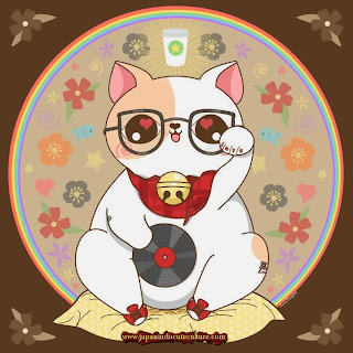 "Maneki Neko ""招き猫"" Kucing Terkenal Pembawa Keberuntungan"