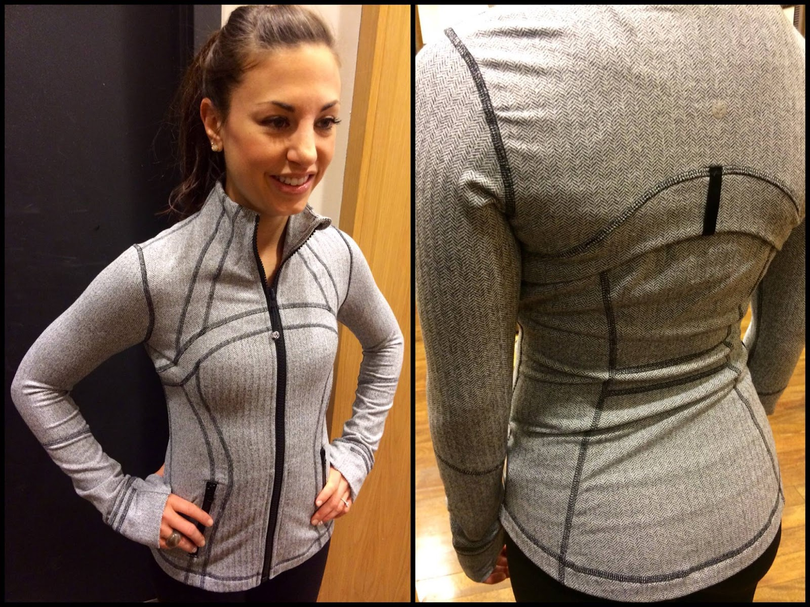 lululemon define herringbone