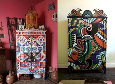 armarios decorativos