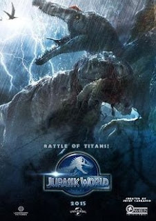 Jurassic World (2015) Hindi Dubbed HDCam 350MB