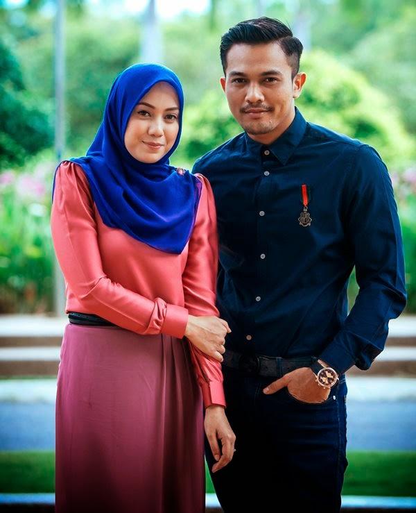 Yuhanis dan Tengku Zaril