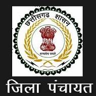 Bilaspur Zila Panchayat Office, Chhattisgarh, 12th, zila panchayat logo