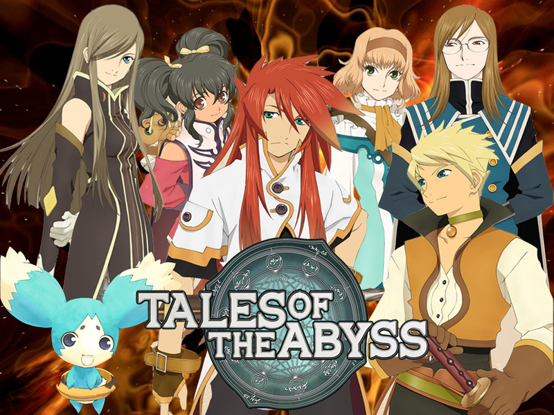 Tales Of The AbyssTales Of The Abyss Van