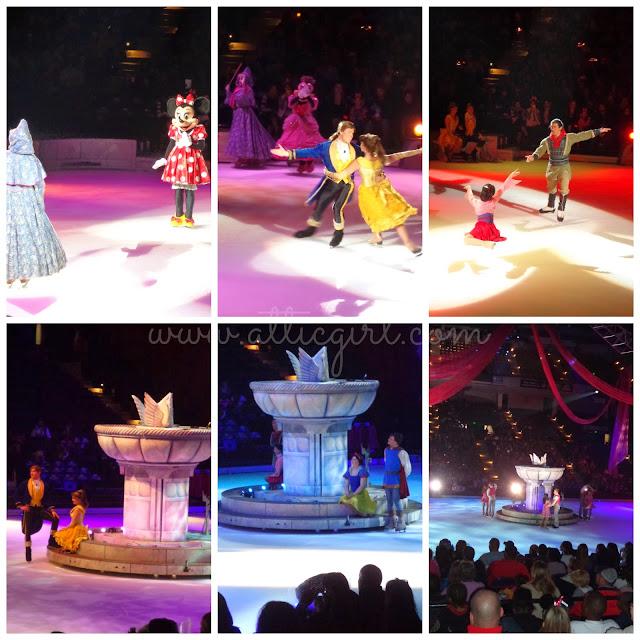 Disney princesses, Feld Entertainment
