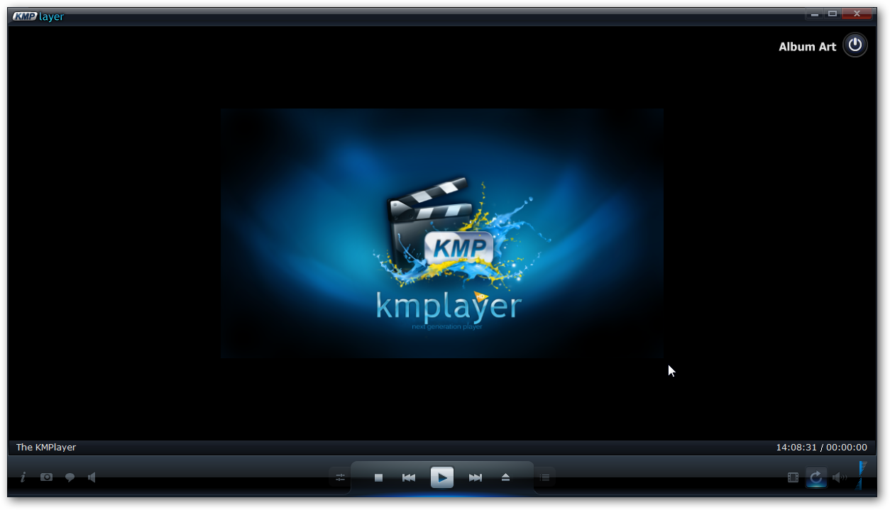 KMPlayer screenshot