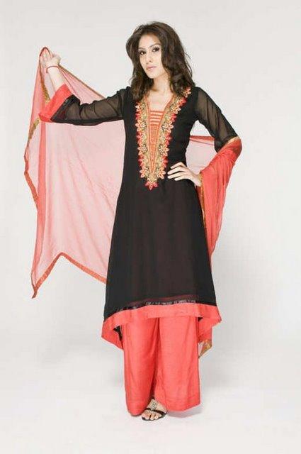 Shalwaar Kameez Latest Styles Fashion In Pakistan Fashion World Latest 2014