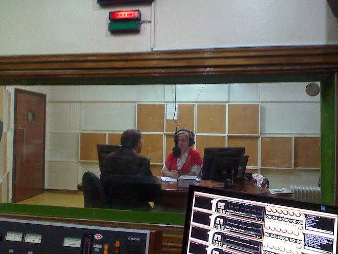 Trt Erzurum Radyosu Alparslan Hocanın Röportajı