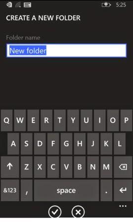 Windows Phone File Manager akan hadir pada bulan Juni