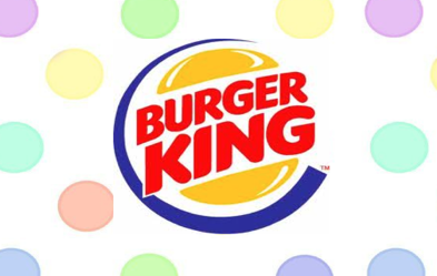 BURGER KING® Hambuger KING JR™ MEAL, Cheeseburger KING JR™ MEAL, Chicken Nuggets KING JR™ MEAL, Fat Free Milk, Low Fat Chocolate Milk Skip to main content. Menu; Locator Nutrition/Allergen Fat Free Milk. Low Fat Chocolate Milk. Capri Sun® Apple Juice. BKC Info.