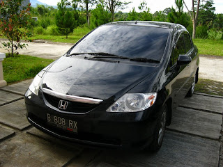 Honda New City VTEC 2005 Tiptronik