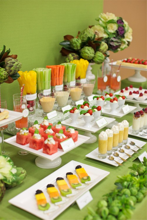 Shomei pear veggie fruit table for parties - Fruit designs for parties ...