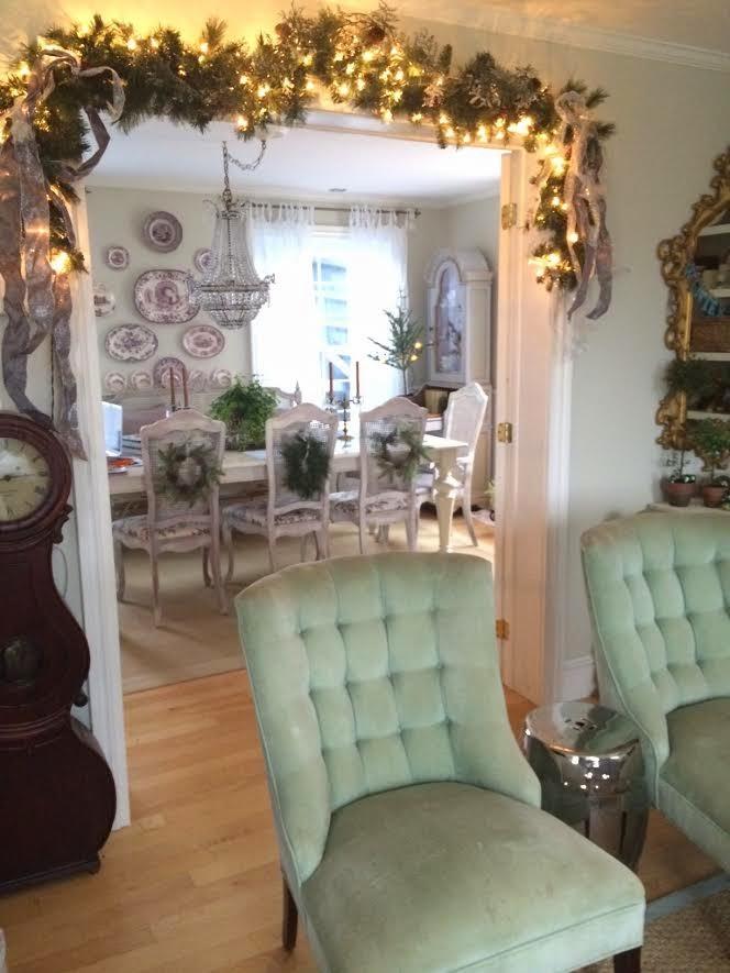 Maison Decor: Starting Christmas....