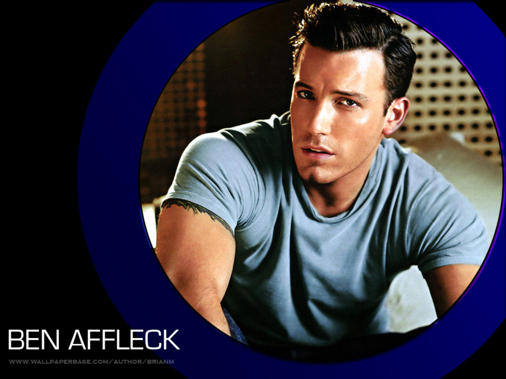 Unseen top Actor Ben Affleck Photo wallpapers 2012