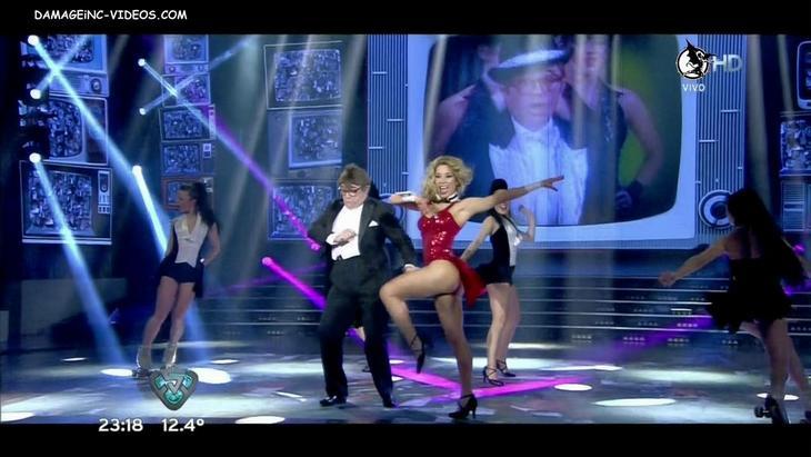 Barby Reali hot legs upskirt damageinc HD video