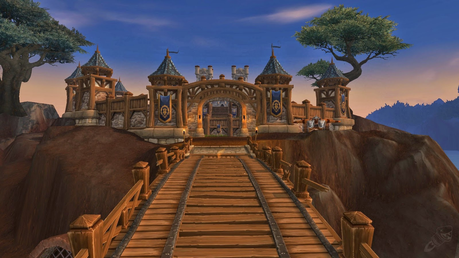 wow how to get to ashran