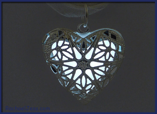 Everyone should have a heart that glows