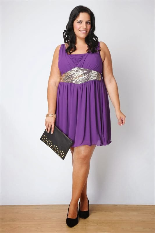 Plus size model fra yours