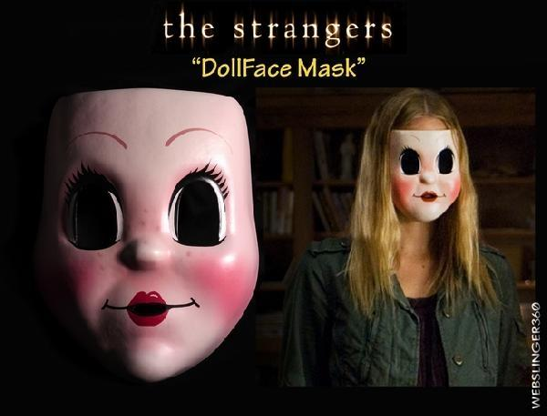 the strangers series dollface
