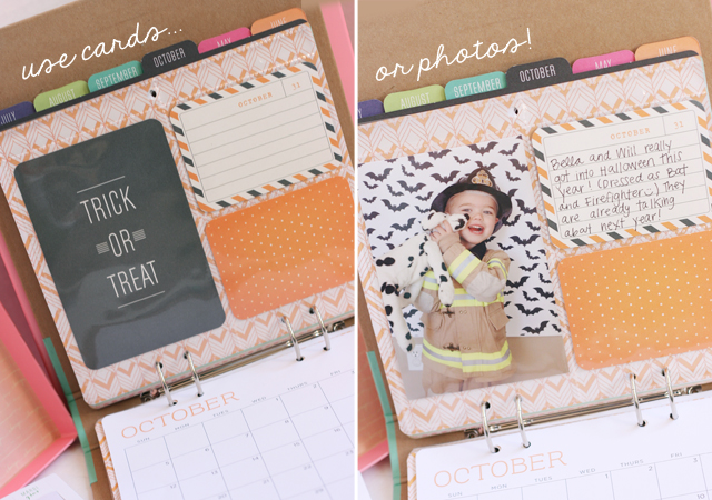 Calendar Kit Ideas : Recollections calendar kit great gift idea my sister