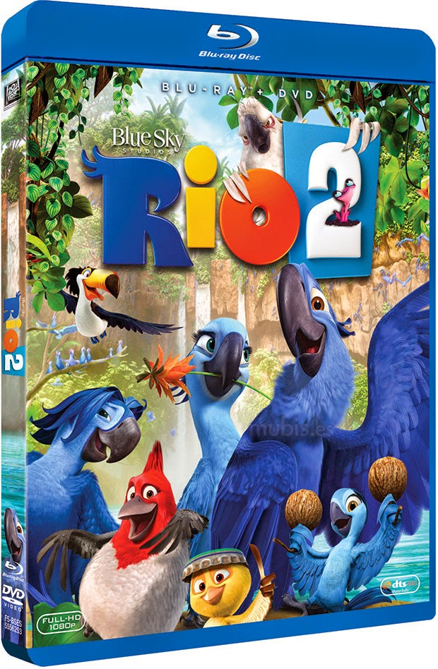 Download Rio 2 (2014) BluRay 720p Full Movie + Subtitle Indonesia